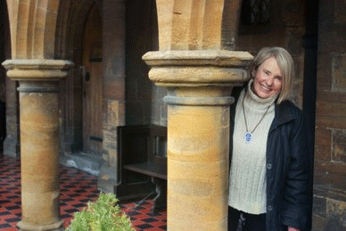 Take a stroll through time with Blue Badge Guide Cindy.